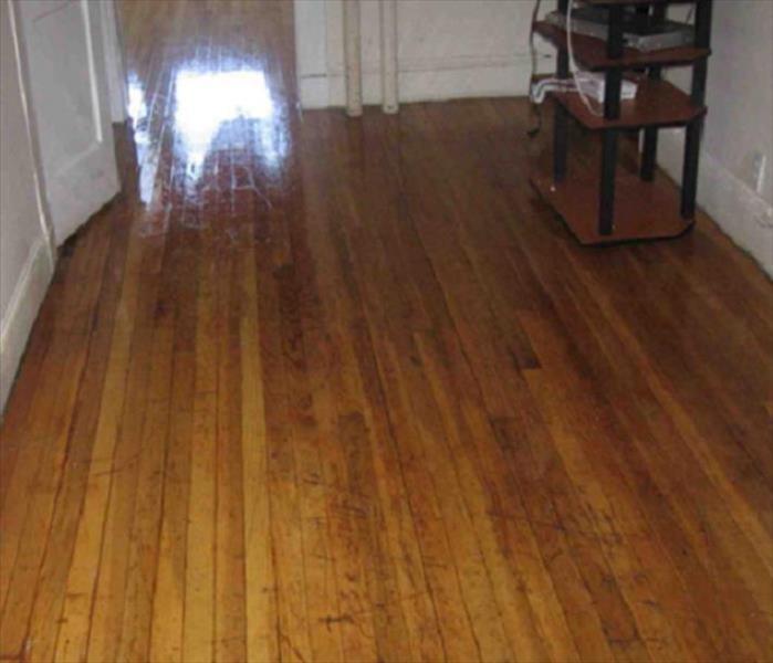 Flood Debris in Kingsport After