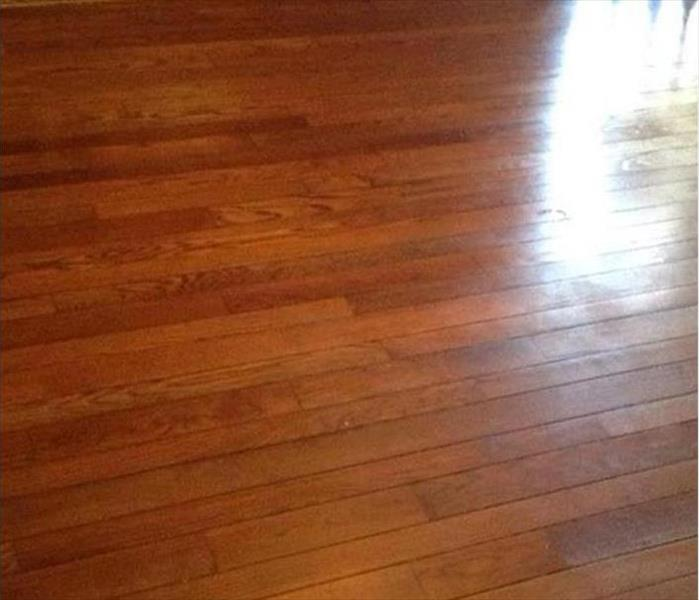 Bristol Hardwood Flooring Rescue from Water After