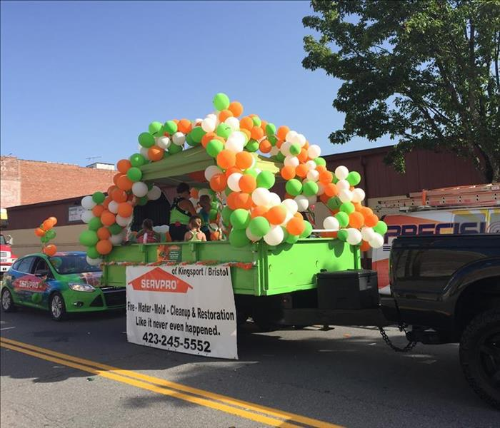 SERVPRO Of Kingsport / Bristol Event Photos