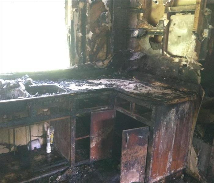 Fire Damage in Blountville – Who Do You Call