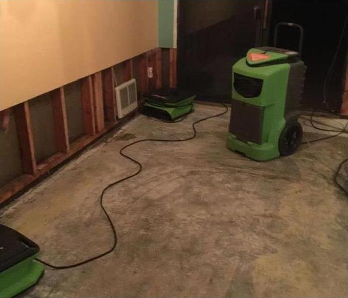 Mold Damage – Kingsport Home