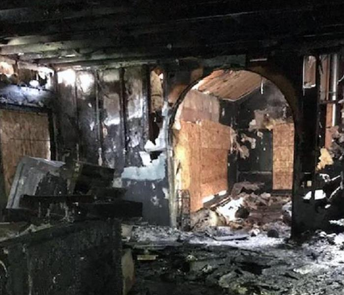 Fire Damage Repair In Kingsport