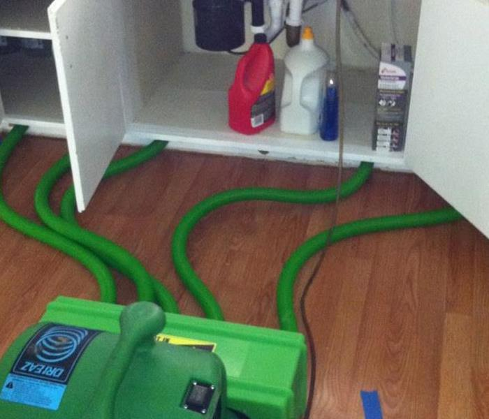 Water Damage – Bristol Kitchen Cabinets