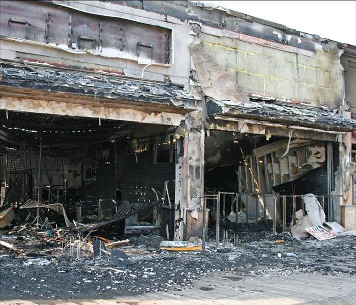 Fire Damage Common Causes of Kingsport Commerical Fire Damage