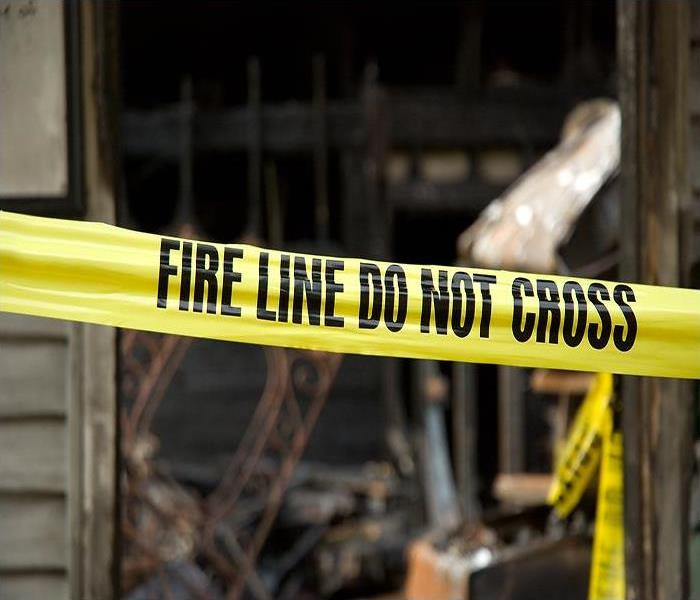 Fire Damage Inspecting Your Bristol Home For Damages After A Fire