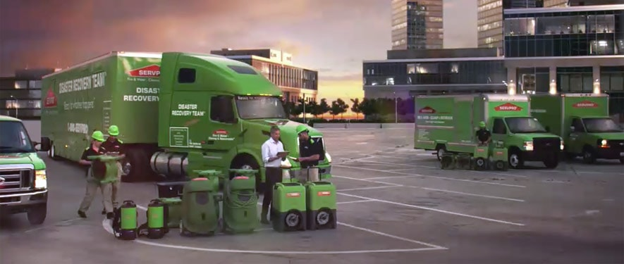 Kingsport, TN storm flooding restoration