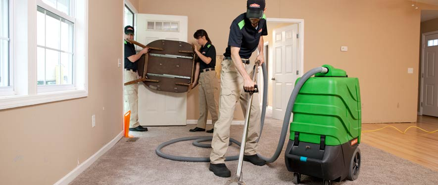 Kingsport, TN residential restoration cleaning